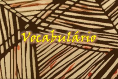 Vocabulário de Africanias