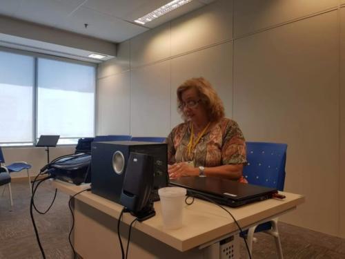 Palestra: Tambores africanos no Brasil: mito e linguagem: uma introdução – Eduardo Lira e Prof. Dr. Regina Meirelles